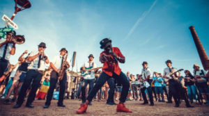 L'ENSEMBLE NATIONAL DE REGGAE
