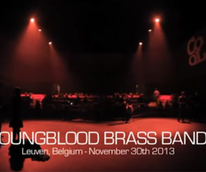 YOUNGBLODD BRASS BAND